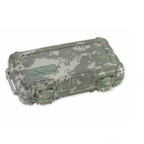 Cigar Caddy 5-Count Forest Camo Travel Humidor