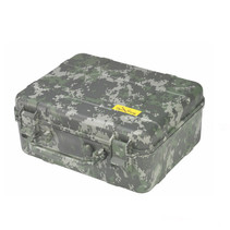 Cigar Caddy 40-Count Forest Camo Travel Humidor