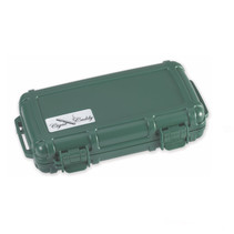 Cigar Caddy 5-Count Country Club Green Travel Humidor