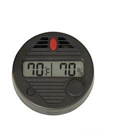 HygroSet HygroSet Round Digital Hygrometer