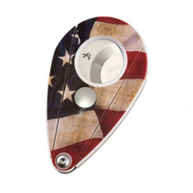 Xikar Xi2 Cutter White with American Flag