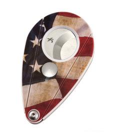 Xikar Xikar Xi2 Cutter White with American Flag
