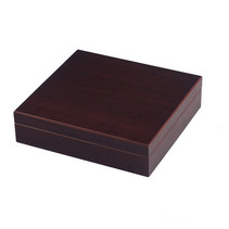 Cherry 20-Count Humidor 9x8.5.x2.25