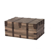 Renaissance 120-Count Reclaimed Wood Humidor