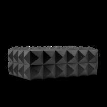 Colibri Quasar Desktop Humidor - Black