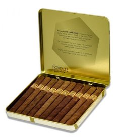 CAO CAO Flavours Gold Honey Cigarillos Tin of 10