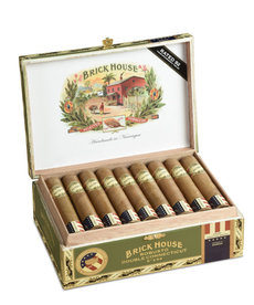 Brick House Brick House Robusto Double Connecticut 5x54 Box of 25