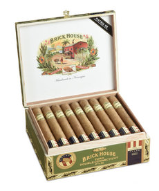 Brick House Brick House Toro Double Connecticut 6x52 Box of 25