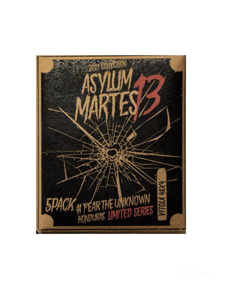 Asylum 13 Asylum Martes 13 48x4 Pack of 5