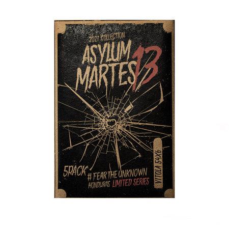 Asylum 13 Asylum Martes 13 54x6 Pack of 5