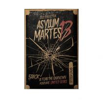 Asylum Martes 13 54x6