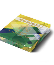 Macanudo Macanudo Inspirado Brazilian Shade Toro 6.5x52 Box of 10