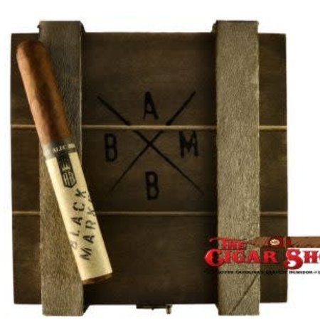 Alec Bradley Black Market by Alec Bradley Toro 6x50 Box of 22