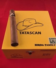 JRE JRE Tatascan Connecticut Toro 50x6 Box of 20