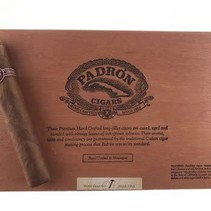 Padron Palmas Natural 6 5/16x42 Box of 26