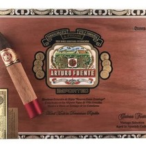 Arturo Fuente Chateau Fuente Queen B Sungrown 5.5x52 Box of 18