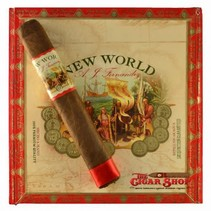 New World by AJ Fernandez Maduro Gordo Box of 20