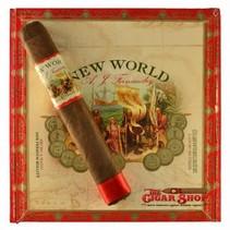 New World by AJ Fernandez Maduro Gordo Box of 21