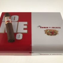 Romeo by Romeo y Julieta Robusto Box of 20