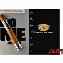 Romeo Anejo by Romeo y Julieta Toro Box of 20