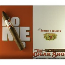 Romeo by Romeo y Julieta Piramides Box of 20