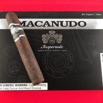Macanudo Inspirado Black Toro Box of 20