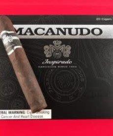 Macanudo Macanudo Inspirado Black Toro Box of 20