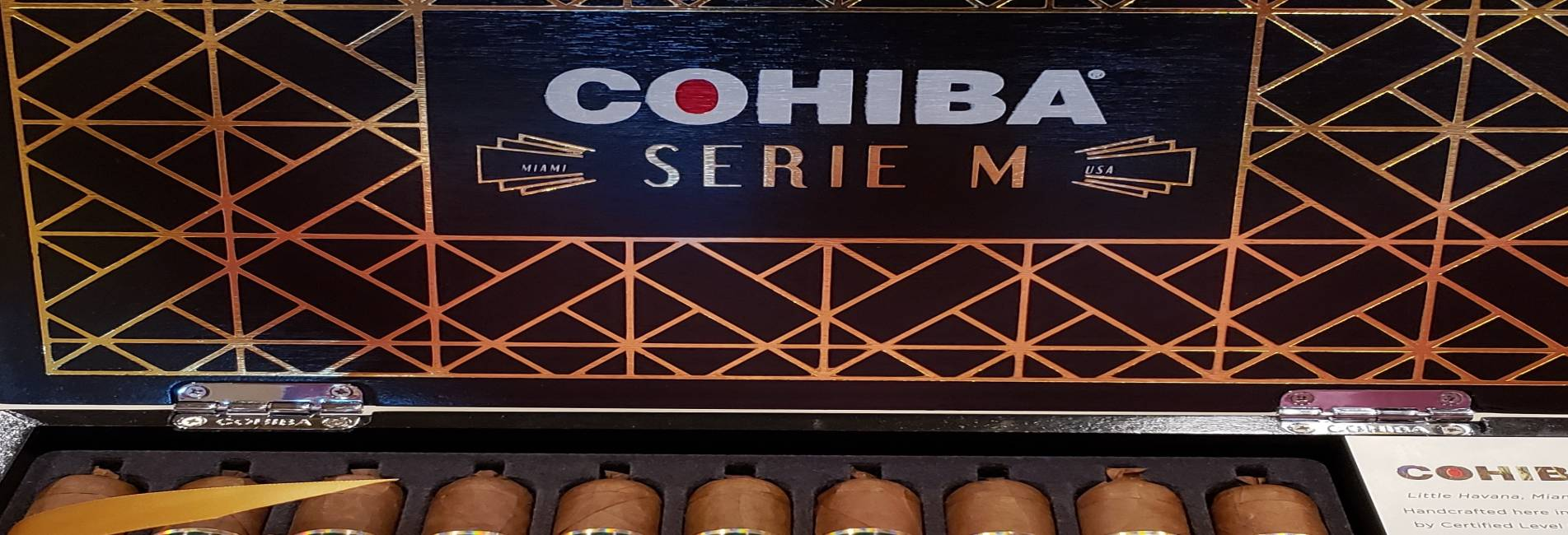 Cohiba M