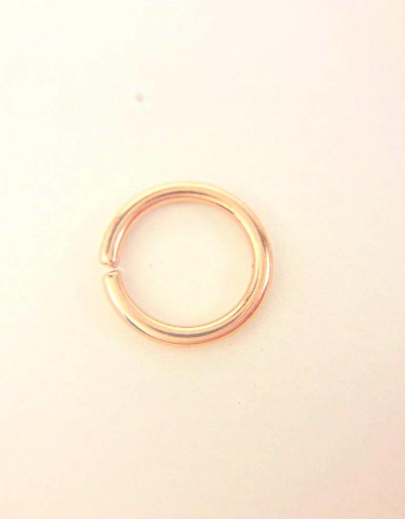 Seam Ring- Basic Gold