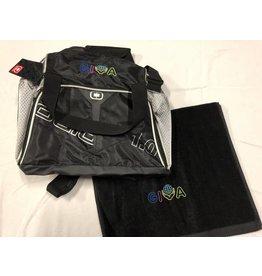 Ogio Bag with Logo Gym Towel