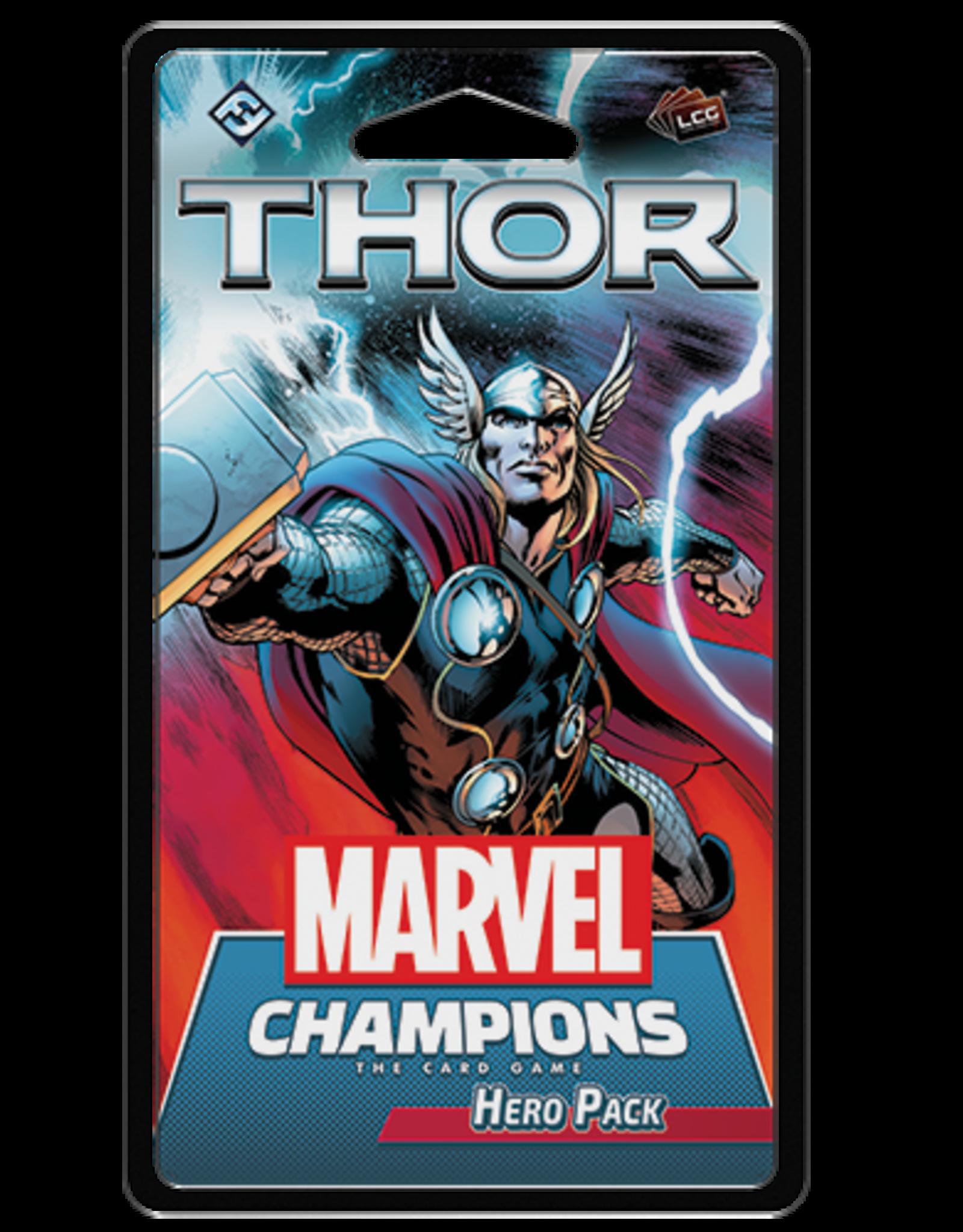 Fantasy Flight Marvel Champions LCG: Thor Hero Pack