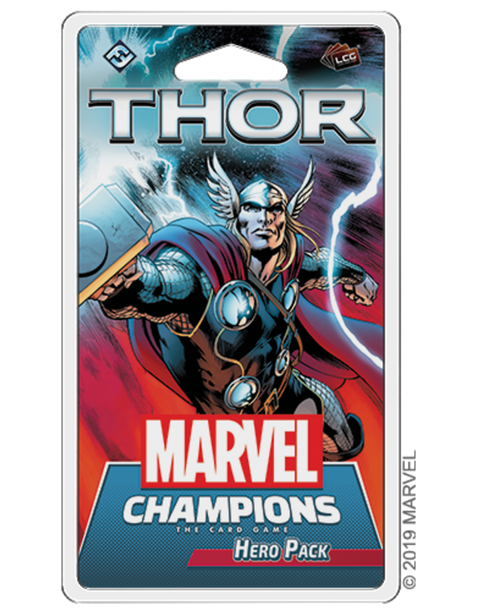 FFG Marvel Champions LCG: Thor Hero Pack