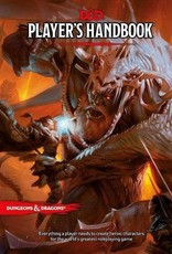WOTC Dungeons and Dragons RPG 5th Ed: Player's Handbook