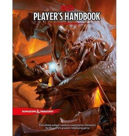 WOTC Dungeons &Dragons RPG 5th Ed: Player's Handbook