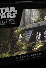FFG Star Wars Legion: Imperial Bunker Battlefield Expansion