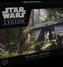 Fantasy Flight Star Wars Legion: Imperial Bunker Battlefield Expansion