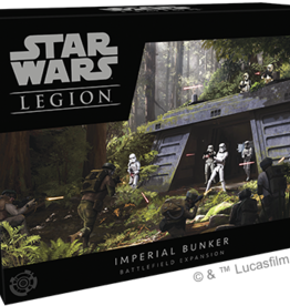 FFG Star Wars Legion: Imperial Bunker Battlefield Expansion