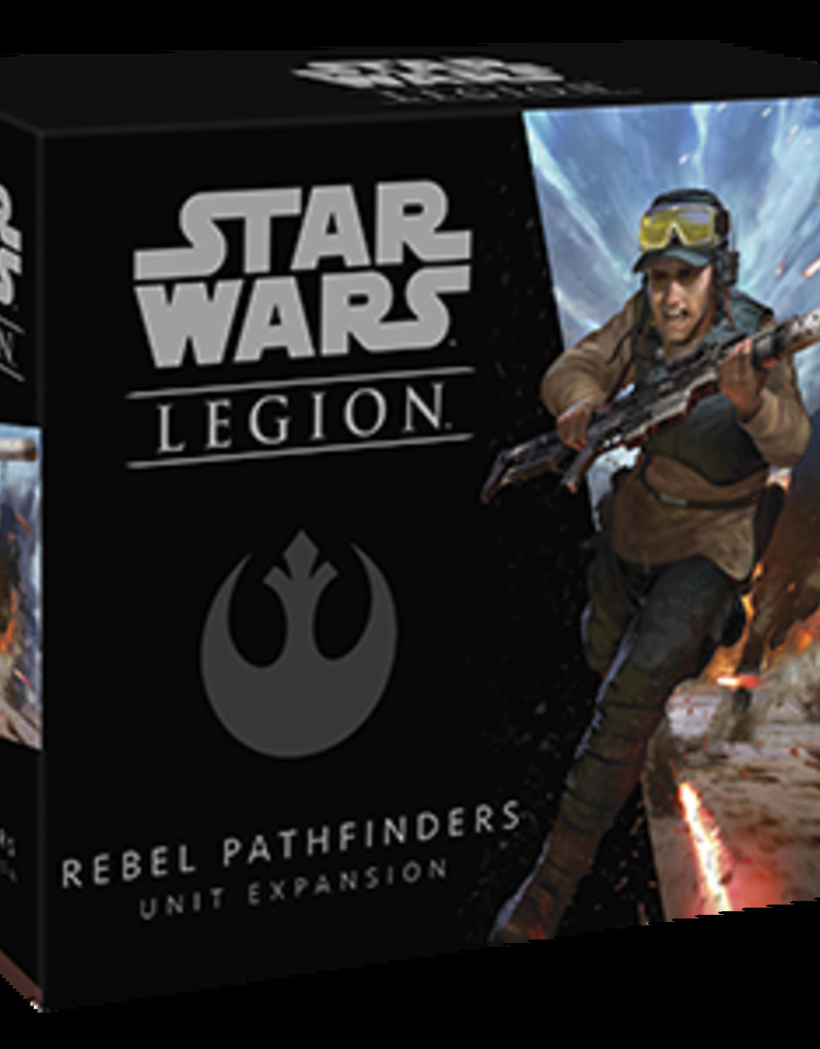 Fantasy Flight Stars Wars Legion: Rebel Pathfinders