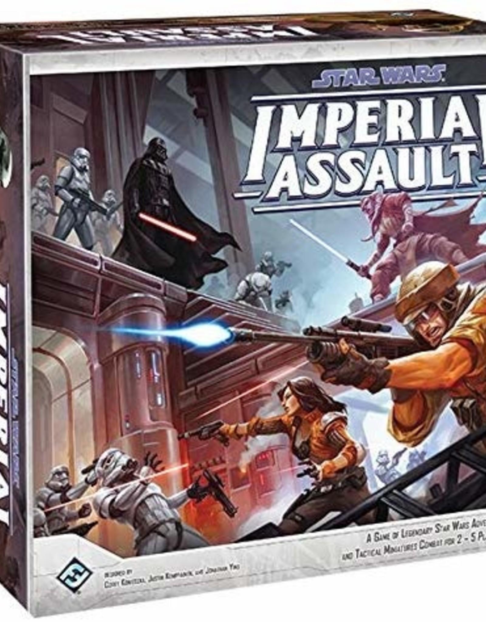 FFG Star Wars Imperial Assault