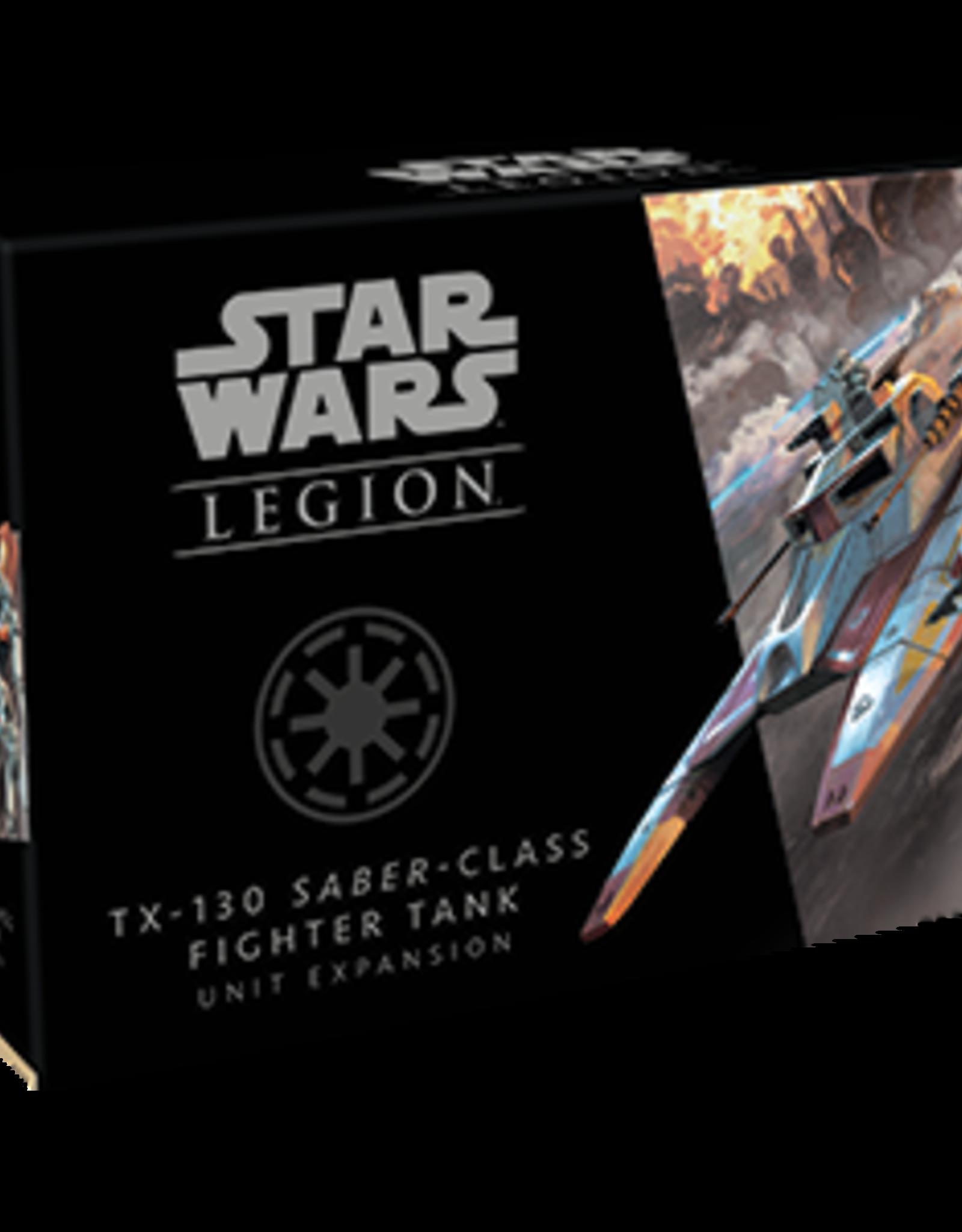 FFG Star Wars: Legion - TX-130 Saber-class Fighter Tank Unit Expansion