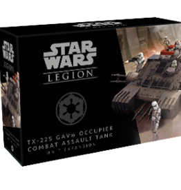 Fantasy Flight Star Wars Legion: TX-225 GAVw Occupier Combat Assault Tank Unit Expansion
