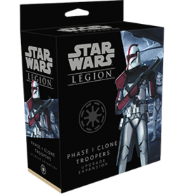 FFG Star wars: Legion - Phase 1 Clone Troopers upgrade expansion
