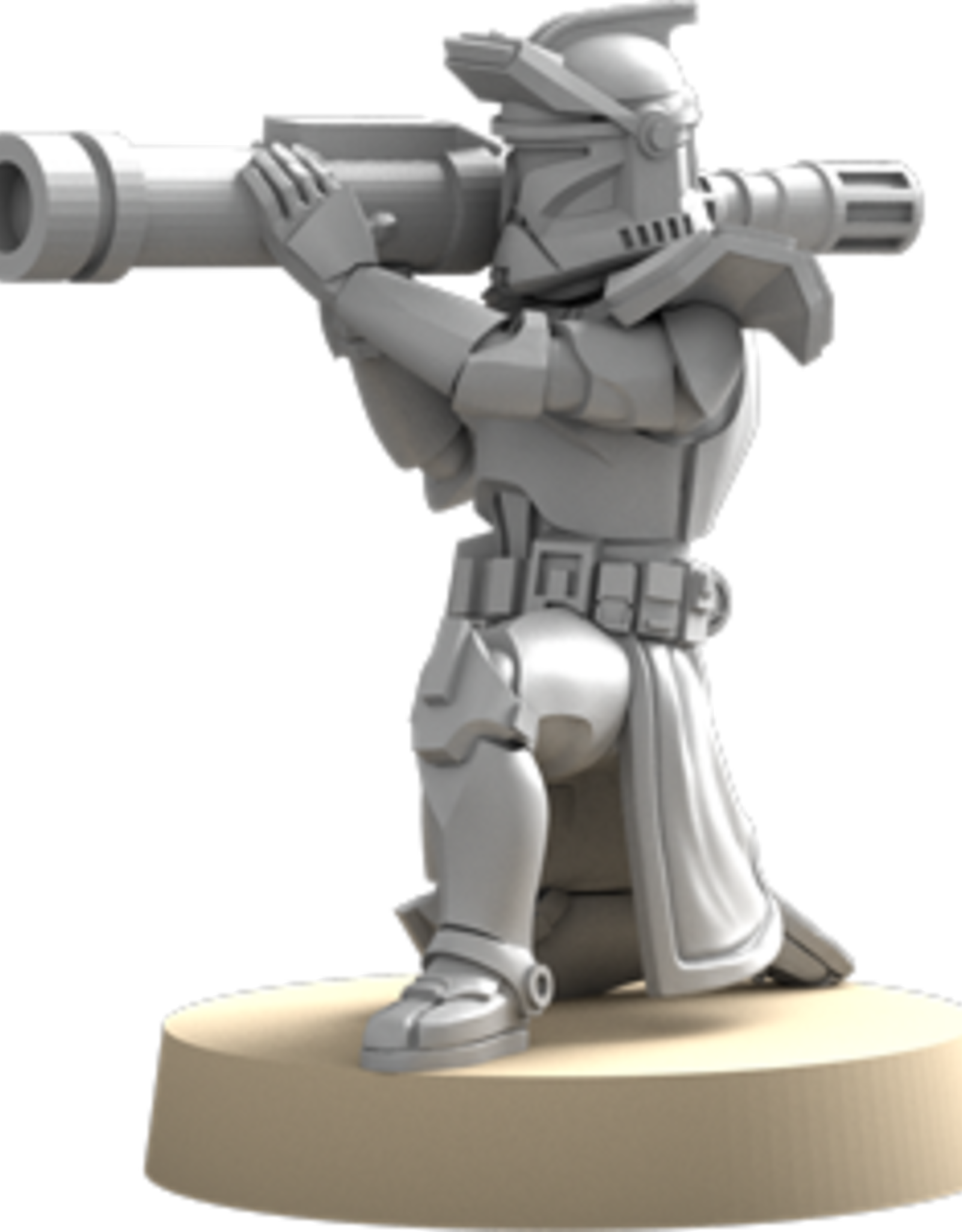 FFG Star wars: Legion - Phase 1 Clone Troopers