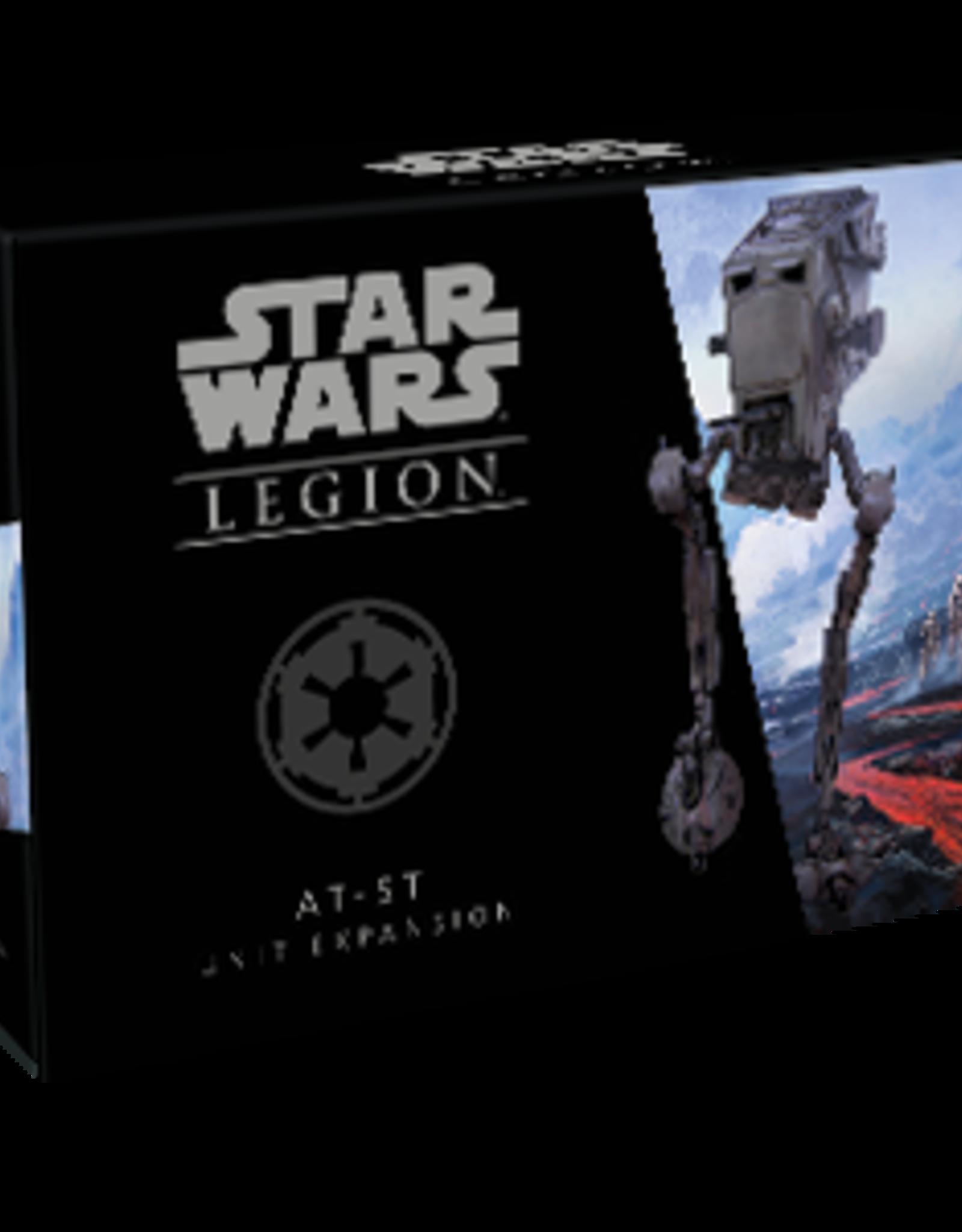 FFG Star Wars Legion: AT-ST Unit Expansion
