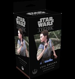 FFG Star Wars Legion : Leia Organa Commander Expansion
