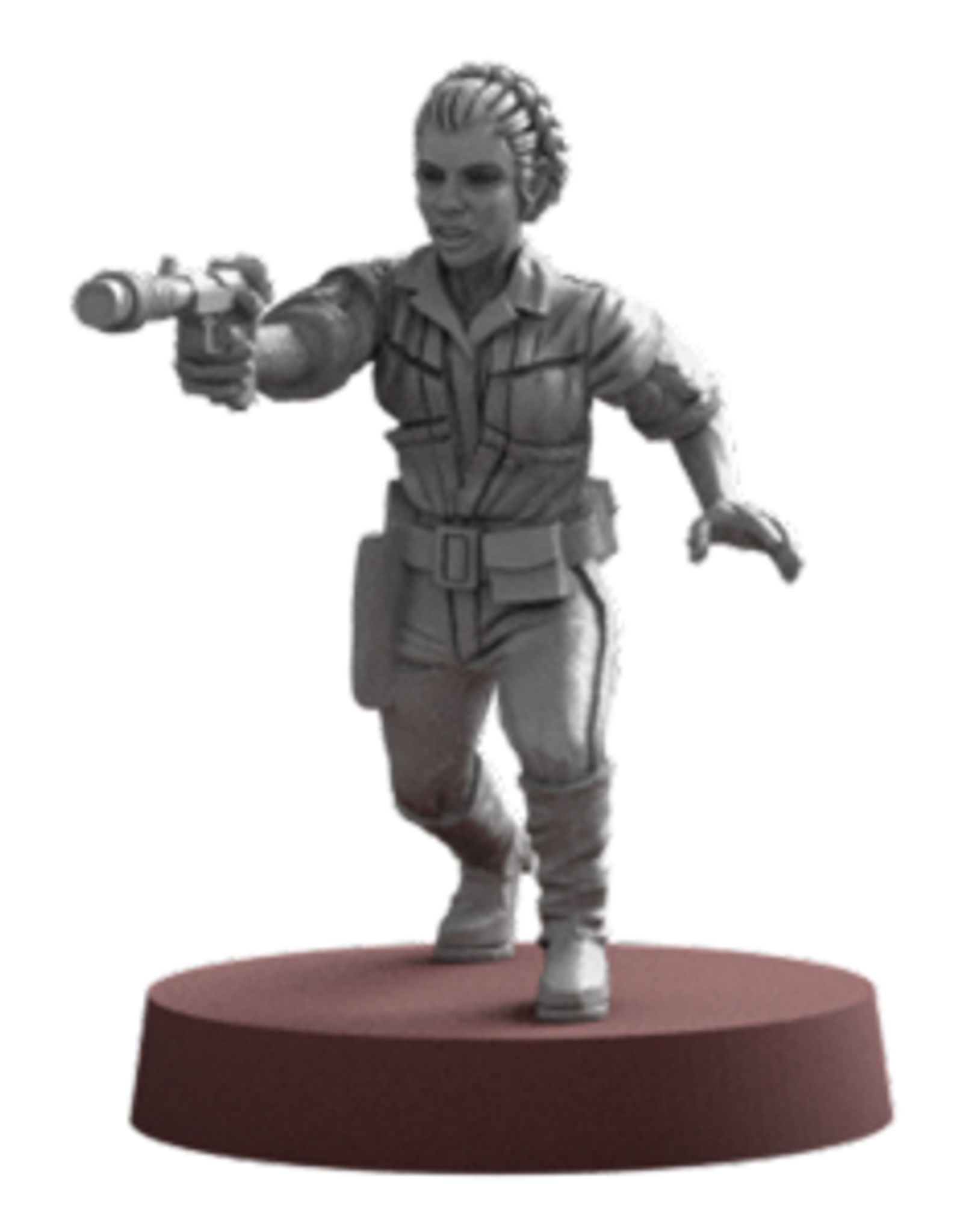 FFG Star Wars Legion : General Leia