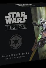 FFG Star Wars Legion: 74-Z Speeder Bikes Unit Expansion