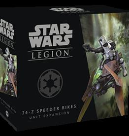 Fantasy Flight Star Wars Legion: 74-Z Speeder Bikes Unit Expansion