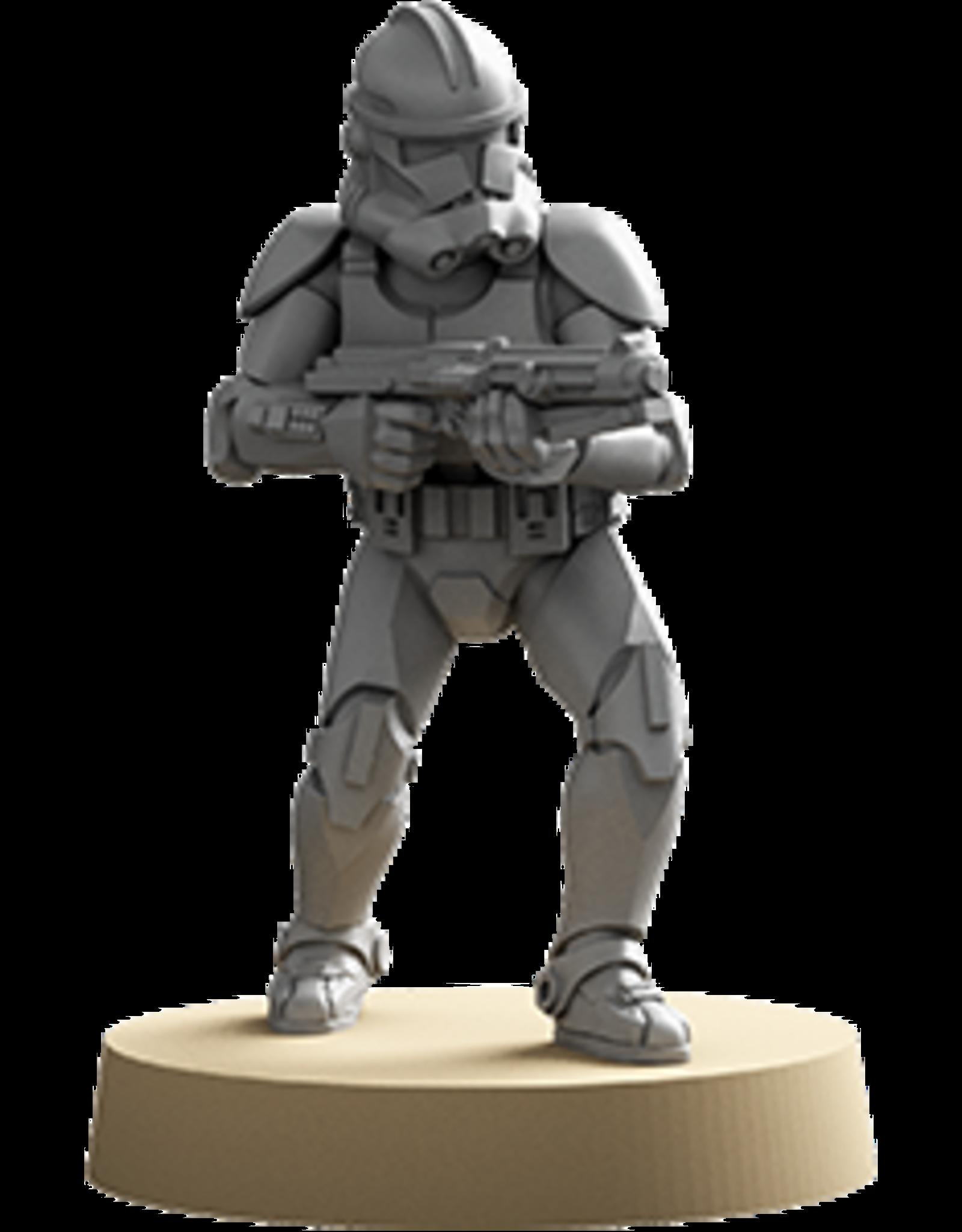 FFG Star Wars: Legion - Phase 2 Clone Troopers