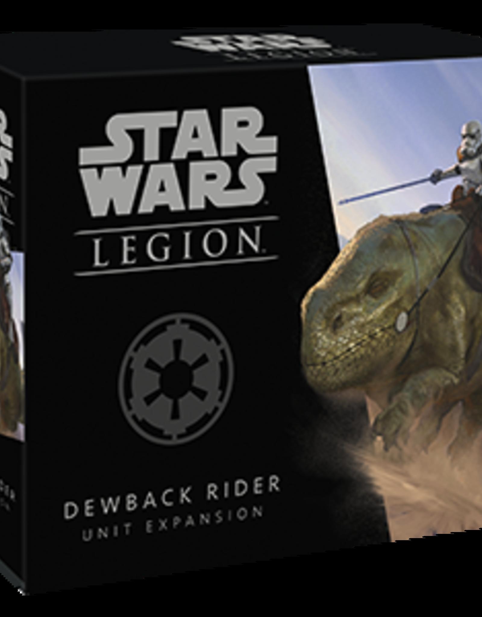 FFG Star Wars Legion: Dewback Rider